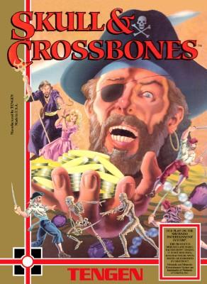 Skull & Crossbones Cover Art
