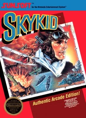 Sky Kid Cover Art