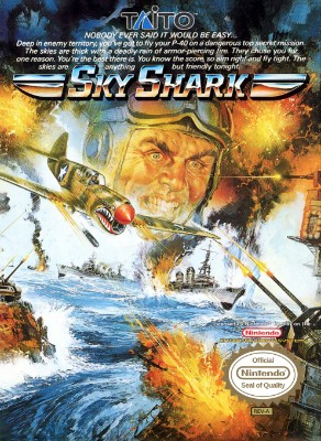 Sky Shark Cover Art