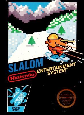 Slalom Cover Art