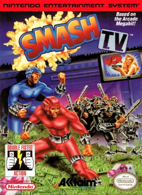 Smash T.V. Cover Art