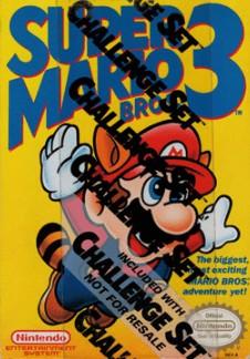 Super Mario Bros 3 Challenge Set Version Value Price