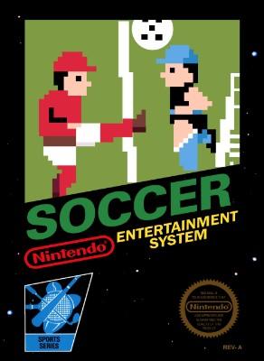 Soccer Cover Art