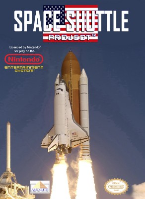 Space Shuttle Project Cover Art