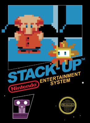Stack-Up Cover Art