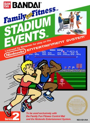Stadium Events Cover Art