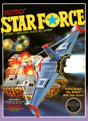 Star Force Cover Art