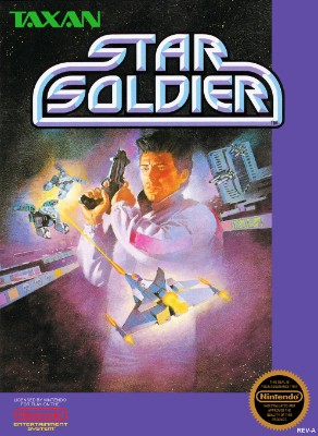 Star Soldier Cover Art