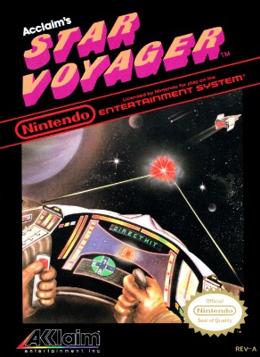 Star Voyager Cover Art