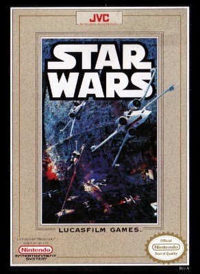 Star Wars Cover Art