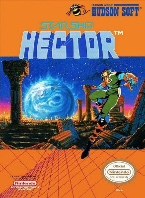 Starship Hector Cover Art