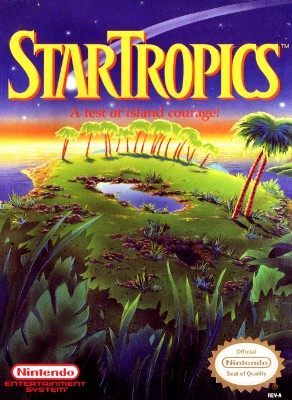 Star Tropics Cover Art