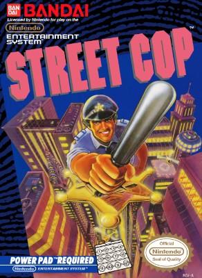 Street Cop Cover Art
