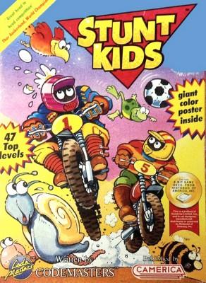 Stunt Kids Cover Art