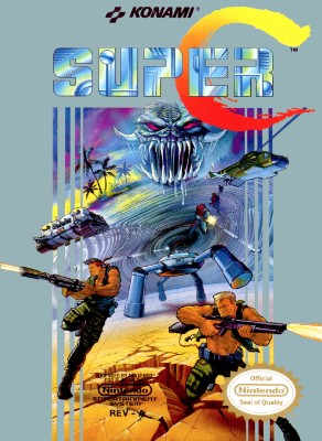 Super C Cover Art
