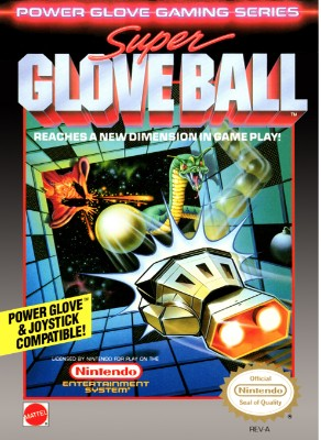 Super Glove Ball Cover Art