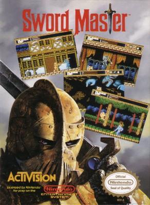Sword Master Cover Art