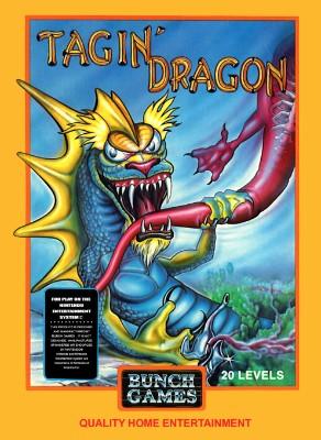 Tagin' Dragon Cover Art