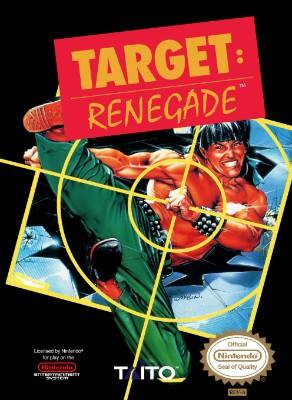 Target: Renegade Cover Art
