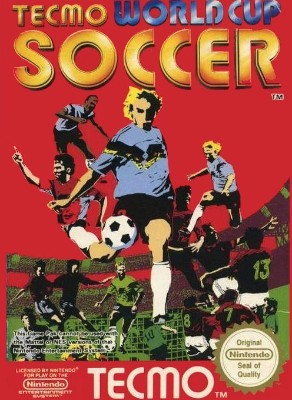 Tecmo World Cup Soccer [PAL] Cover Art