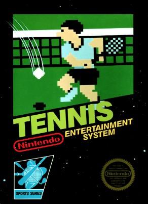 Tennis Cover Art