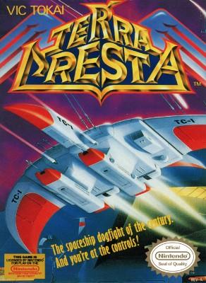 Terra Cresta Cover Art