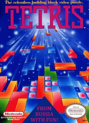 Tetris Cover Art