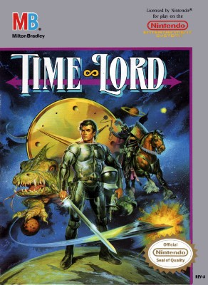 Time Lord Cover Art