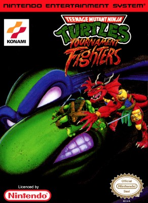 Teenage Mutant Ninja Turtles: Tournament Fighters