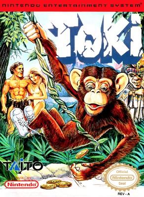 Toki Cover Art