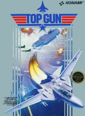Top Gun Cover Art