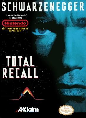 Total Recall Cover Art