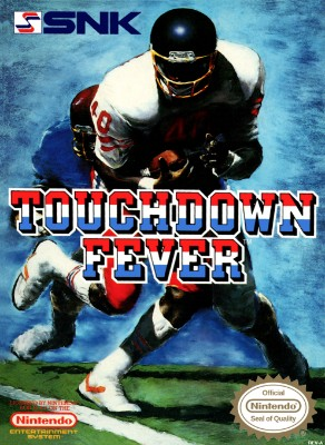Touchdown Fever Cover Art