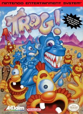 Trog! Cover Art
