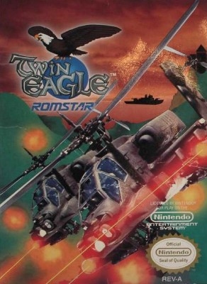 Twin Eagle Cover Art
