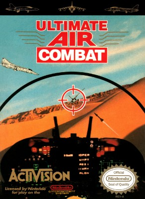 Ultimate Air Combat Cover Art