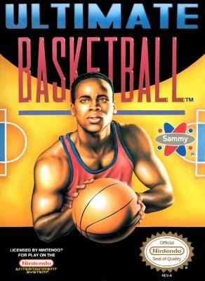 Ultimate Basketball Cover Art