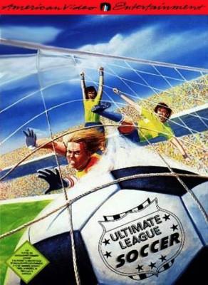 Ultimate League Soccer Cover Art