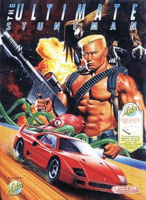 Ultimate Stuntman Cover Art