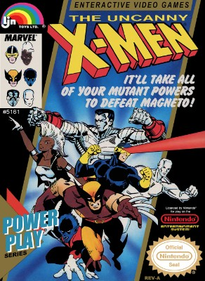 Uncanny X-Men Cover Art