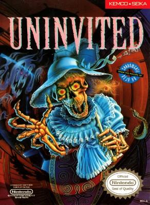 Uninvited Cover Art