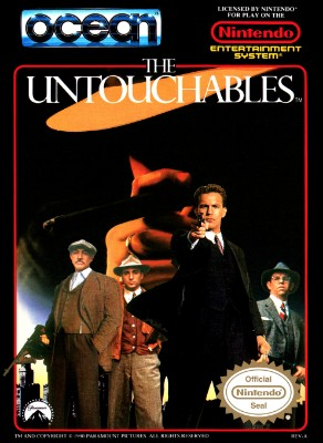 Untouchables Cover Art