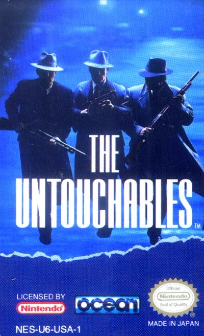 Untouchables [Blue Label] Cover Art