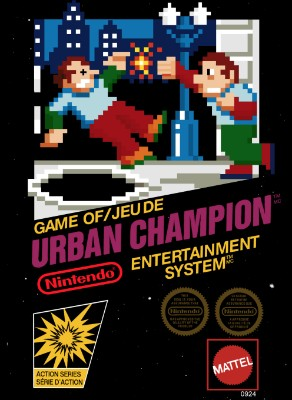 Urban Champion Cover Art