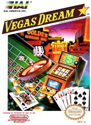 Vegas Dream Cover Art