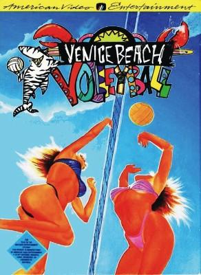 Venice Beach Volleyball