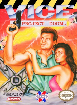 Vice: Project Doom Cover Art