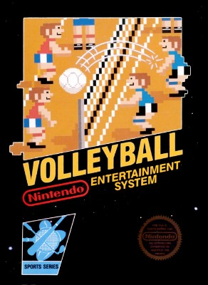 Volleyball Cover Art