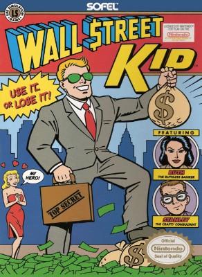 Wall Street Kid Cover Art