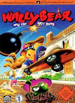 Wally Bear and the No! Gang Cover Art